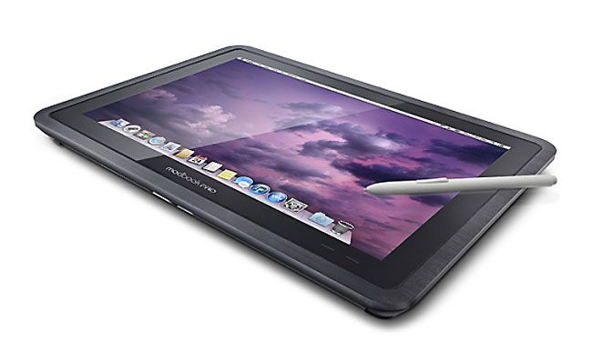 Modbook Pro Mac Tablet | The portable 13.3-inch Mac-based pen tablet computer, created from the internals of a Apple MacBook Pro and Wacom digitizer technology offering 512 levels of pen pressure sensitivity. Lately, it has also added a range of SSD options to it.