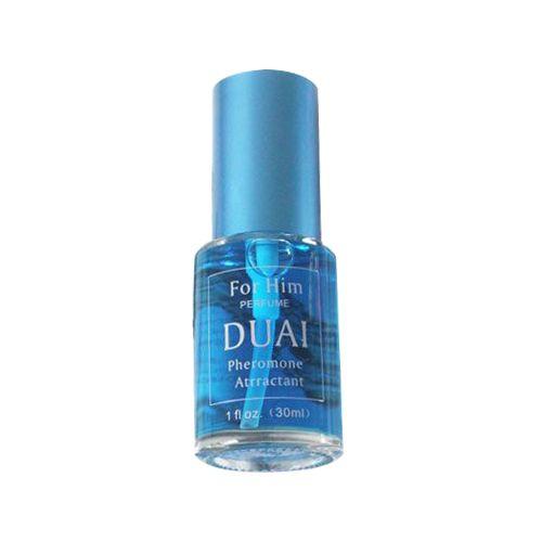 DUAI 彼女がほしい男性のためのフェロモン香水、嗅いではいけない禁断の香り
