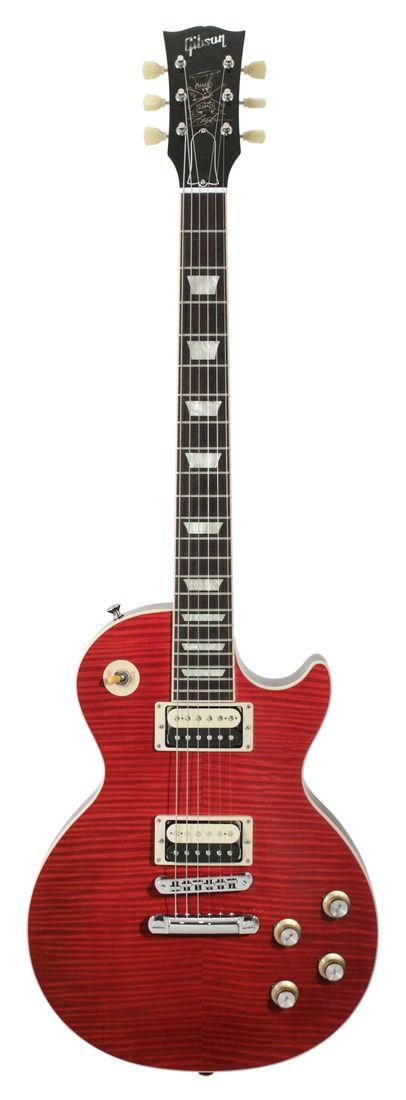 #Gibson Slash Signature Les Paul Rossa Corsa