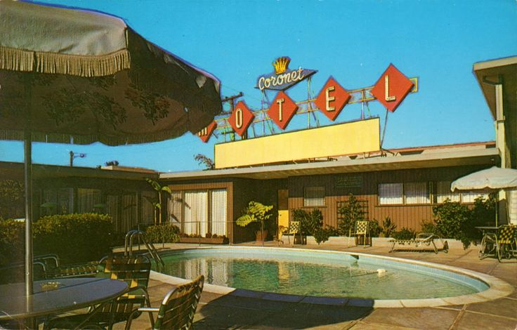 78 Best Images About Vintage Motels And Hotels On Pinterest Restaurant Postcards And Lodges