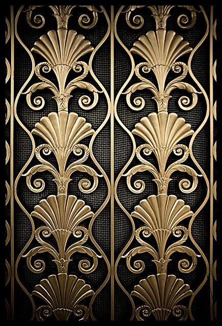 Waldorf Astoria - Art Deco Detail by Darny, via Flickr