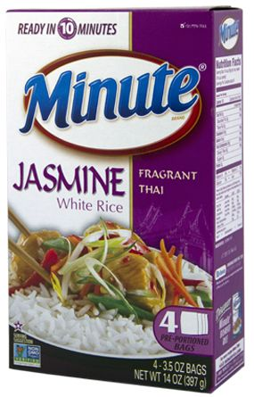 Minute - Thai Jasmine Rice - We can help.® 2