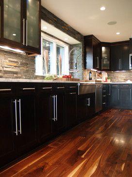 Modern Kitchen Stone Backsplash 28 best kitchen backsplash images on pinterest   backsplash ideas