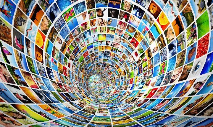 Freie Bilder und Videos aus dem Web in den Unterricht einbinden.