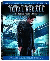 Total Recall - Mémoires programmées - Version longue inédite double blu-ray (Contient la démo jouable exclusive de GOD OF WAR ASCENSION) [Bl...