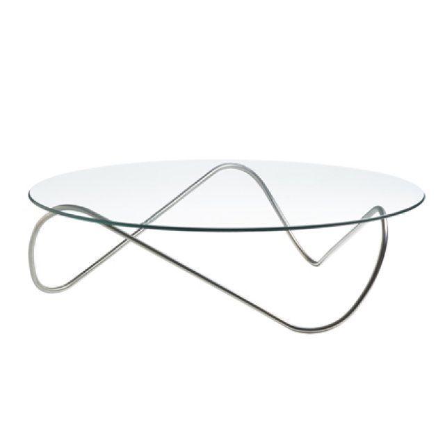 Table basse en verre - Objekto