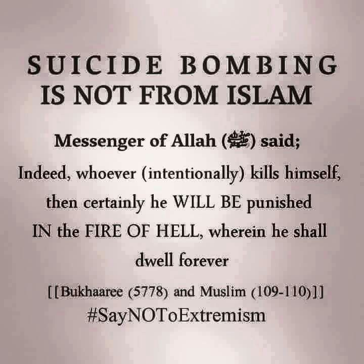 Not from Islam