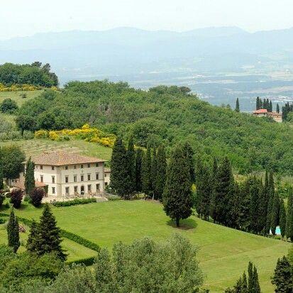 Summer in Villa Campestri #sun #nature