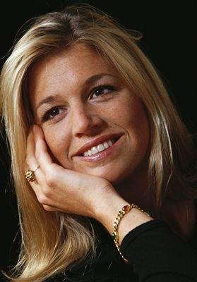 Prinses Máxima, 2001