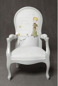 For me! The Little Prince chair