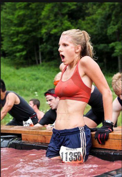 Hot Girls Who Workout = Yum