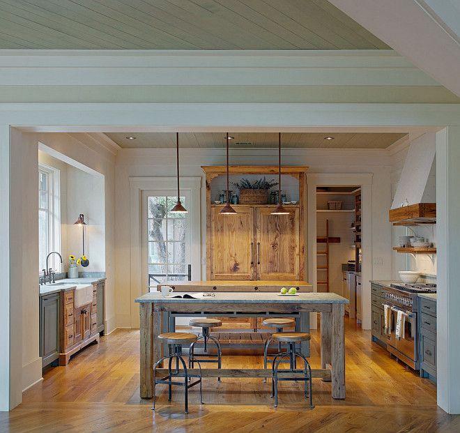 223 best gorgeous kitchens images on pinterest for Neutral kitchen ideas
