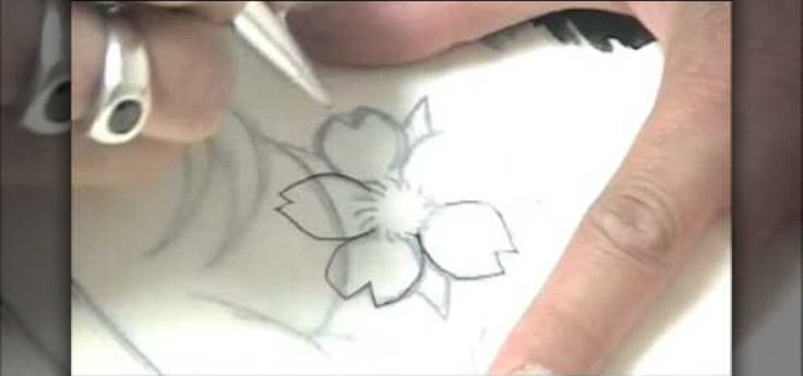 How to Make a tattoo stencil without a thermal copier machine « Tattoo