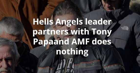The Hells Angels partnered with Tony Papa on the promotion of MRES. The AMF knows this and did nothing. Salvatore Cazzetta gave huge amounts of money to Papa and Papa took the money and never repaid it. Now Tony is running scared from a member of the Hells Angels.#AMF #SEC #Montreal #MTL #pennystocks #stocks #NYSE #NASDAQ #Finra #WSJ #Bloomberg