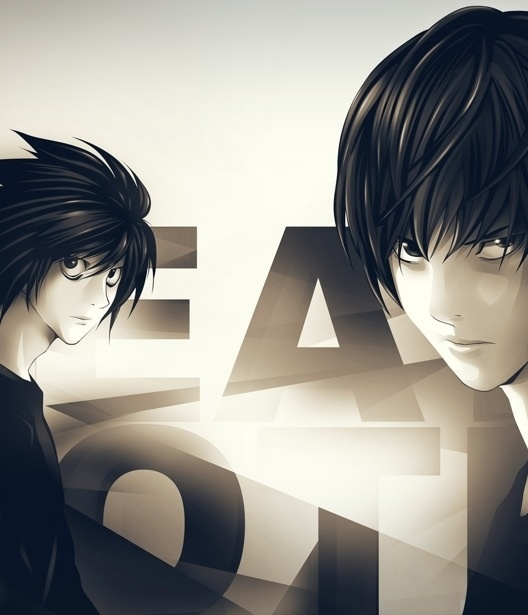 17 Best Images About Death Note (Anime) On Pinterest