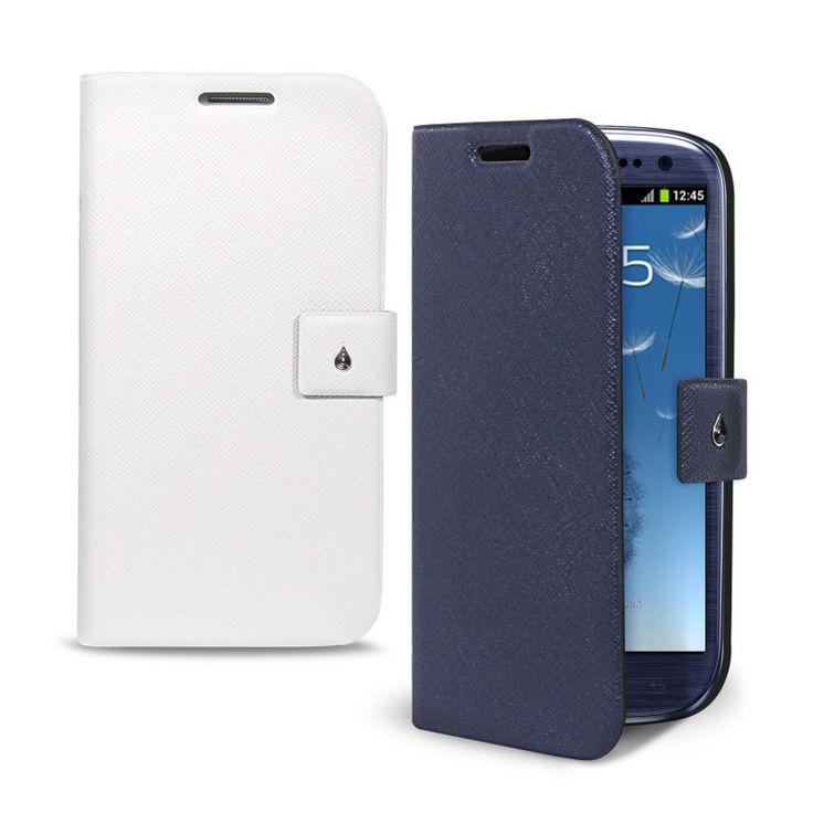 PURO Booklet Slim Case, Futerał z klapką dla GALAXY S3