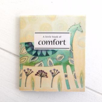 Book - Comfort - White Apple Gifts