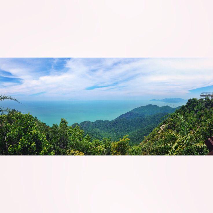 Pulau Langkawi, Malaisie.