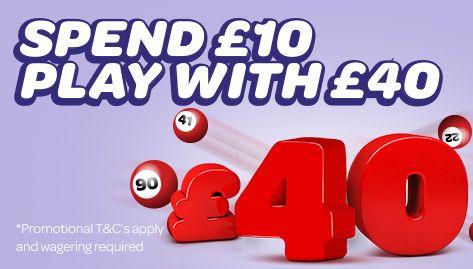 Register at SunBingo, make your first deposit and get 300% extra!  #bonus #monday #bingosites