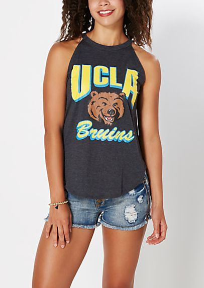 UCLA Bruins High Neck Tank | rue21