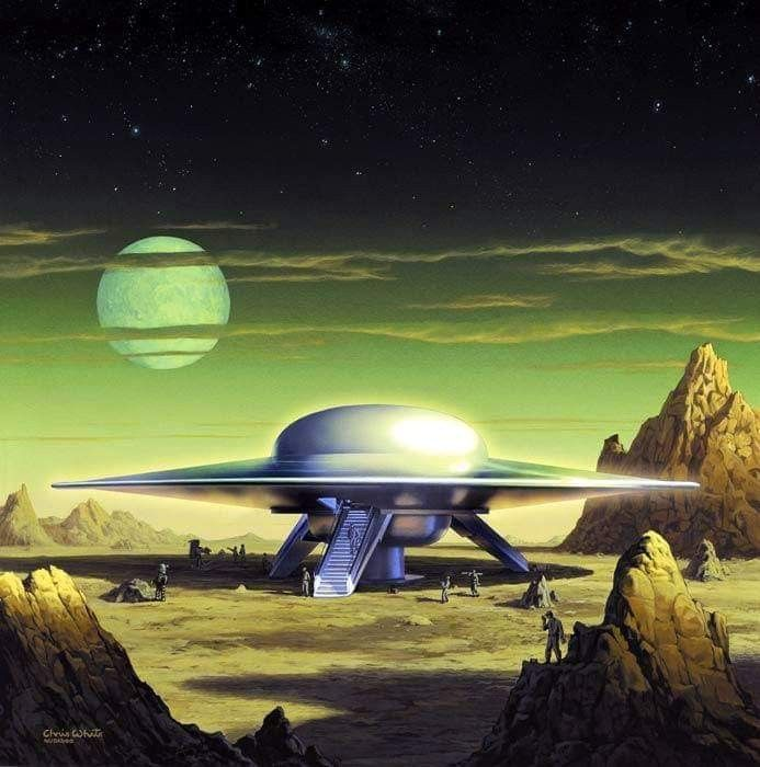 Pin By Kevin Magowan On Art Deco Sci Fi Art Sci Fi Retro Futurism