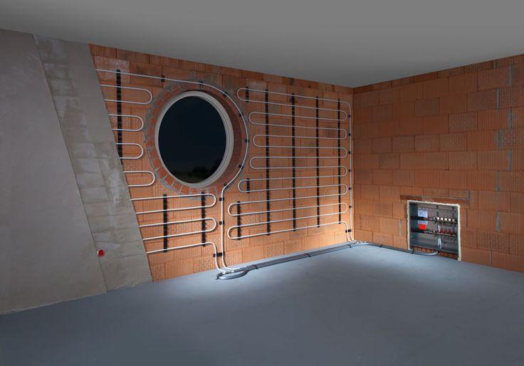 die besten 25 wandheizung ideen auf pinterest heizung selber bauen selbermachen f r zimmer. Black Bedroom Furniture Sets. Home Design Ideas