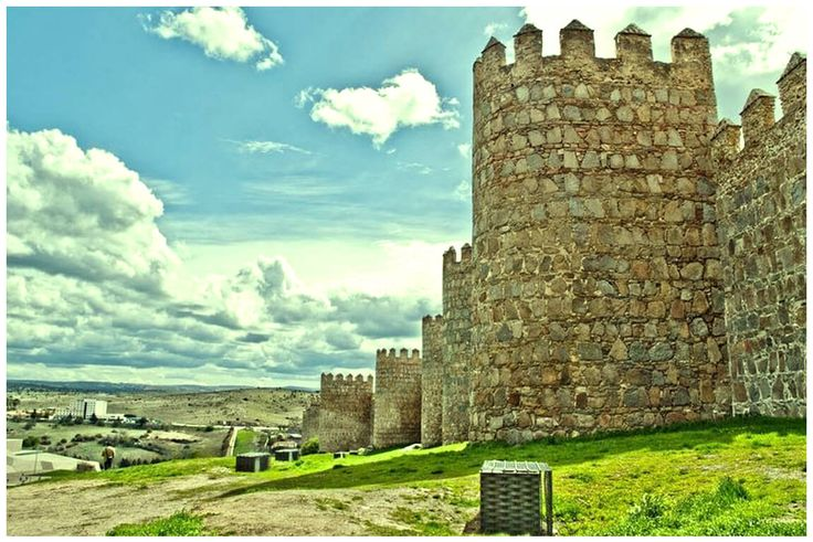Best Walls of Avila