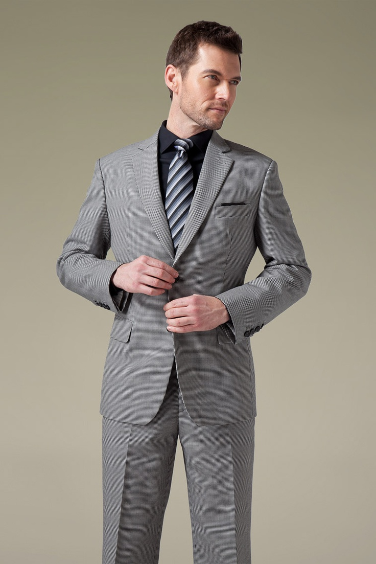 17 best ideas about grey suit black shirt on pinterest for Mens black suit and shirt combinations