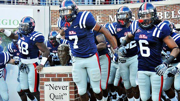 Printable 2016 Ole Miss Football Schedule