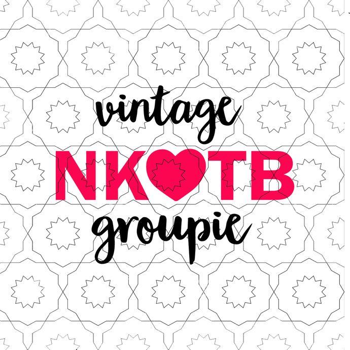 Download Vintage NKOTB groupie svg, New Kids On The Block svg,Still ...