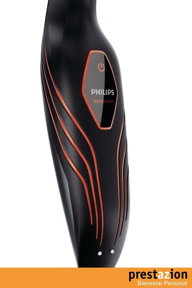 philips bg2036 32 afeitadora corporal bodygroom serie 5000 sin cable apta para uso en mojado con brazo extensible para afeitado de la espalda