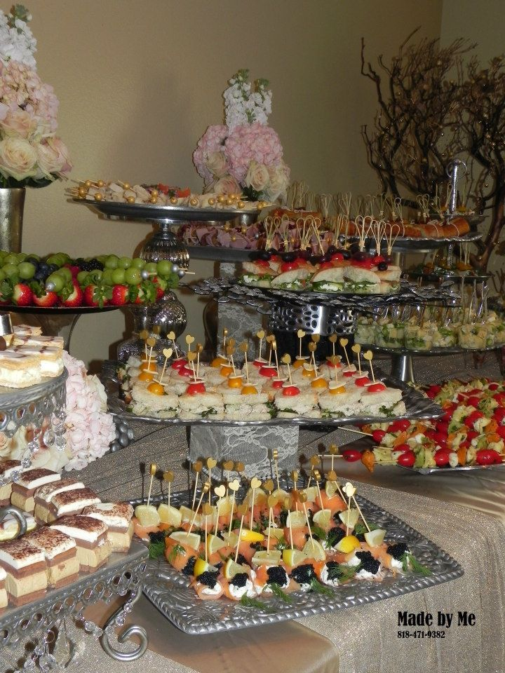 Pre Wedding Bride S House Armenian Wedding Finger Food