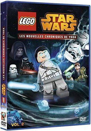 Lego Star Wars : Les nouvelles chroniques de Yoda - Volume 2 - DVD NEUF