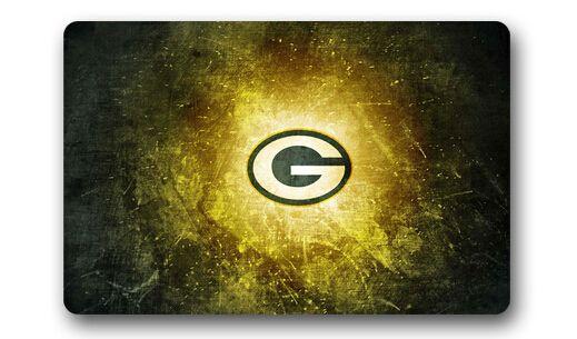 Пользовательские Green Bay Packers Коврик Украшение Дома Стильные Классические Современные Двери Спальни Ванная Комната Матс #ДМ-001