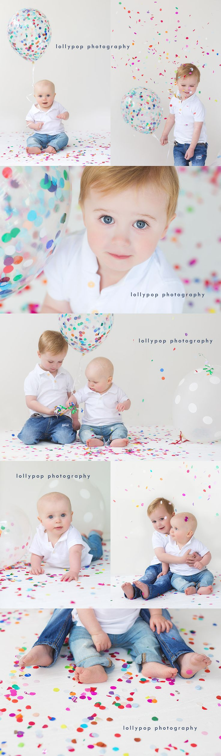 confetti mini sessions - Google Search