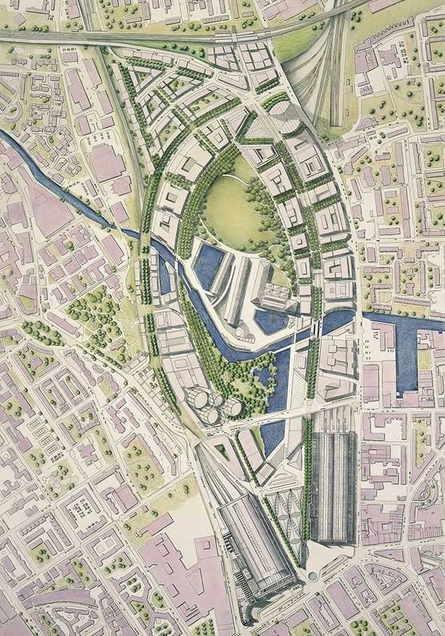 The fundamental purpose of urban design is to provide a