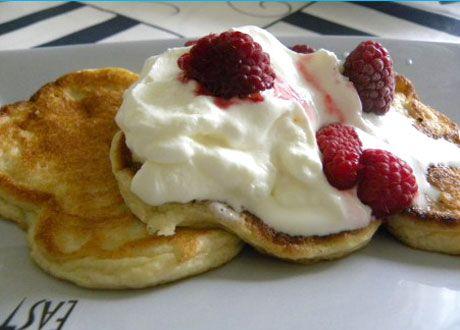 Riktiga godingar som passar perfekt till en lyxig helgfrukost.