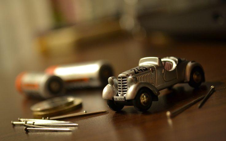 Mercedes-Benz 170V - BUB 1:87