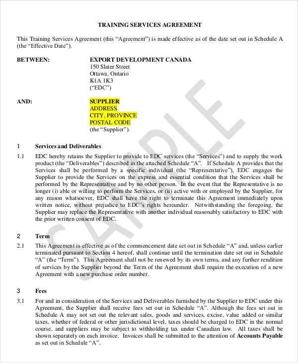 28 Dog Training Contract Template In 2020 Contract Template