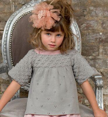 Model Tricot Layette Fashion