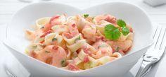 Philadelphia Recipe - Lightest Thai Spiced Philadelphia Prawns