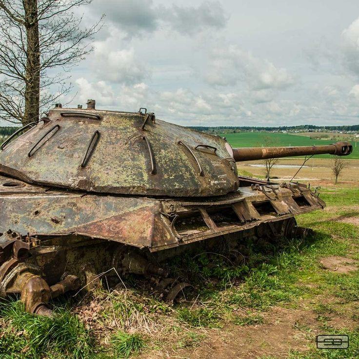 Belarus, WW2 tank.