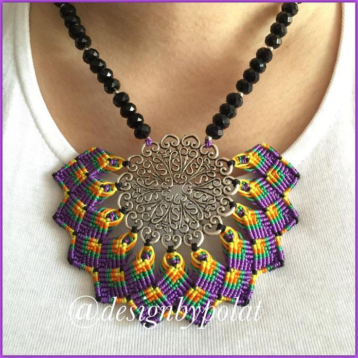"Instagram'da @designbypolat: ""Keyfiniz daim neşeniz bol olsun Mutlu pazarlar  #mandala #mandalanecklace #mandalas #drawing #doodle #skech #energy #spiritual #mandalasanat #unique #uniquedesigns #uniquejewelry #handmade #handmadejewelry #handmadewithlove #handcraftedjewelry #namaste #crystal #beads #kolye #necklace #silver #accessories #boho #bohemian #gypsy #hippiestyle #hippie #10marifet #bohochic"""