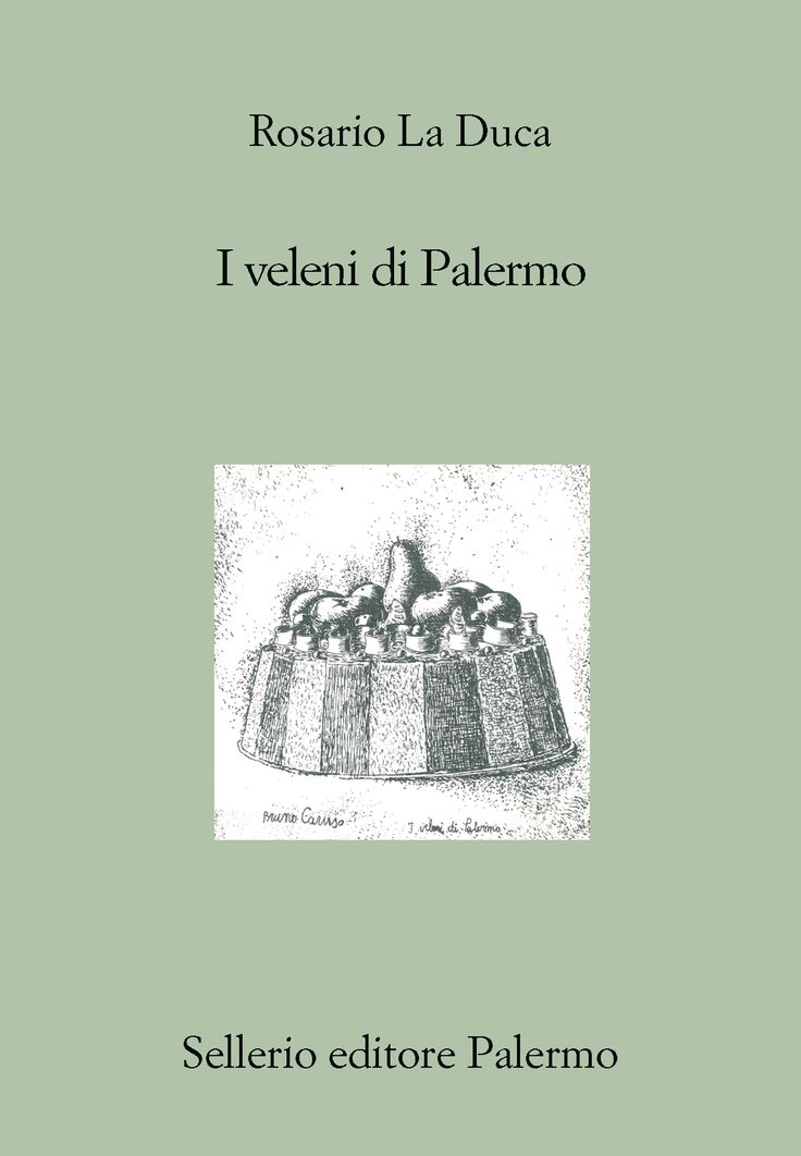 Da ieri è in libreria una perla molto preziosa: siamo molto contenti di riproporre il primo libro del catalogo #Sellerio nella collana #IlDivano, I veleni di Palermo di Rosario #LaDuca. Da non perdere!