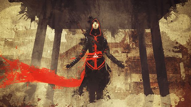 Assassin's Creed Chronicles China - Offizielles Artwork