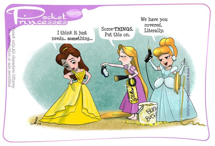 Pocket Princesses 195: New Dress  Please reblog, do not repost, edit or remove captions  Instagram: amymebberson  Facebook: facebook.com/pocketprincesses