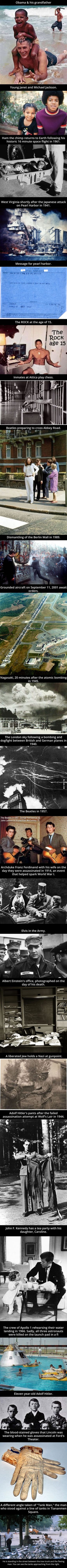 Some Really Cool Historical Photos
