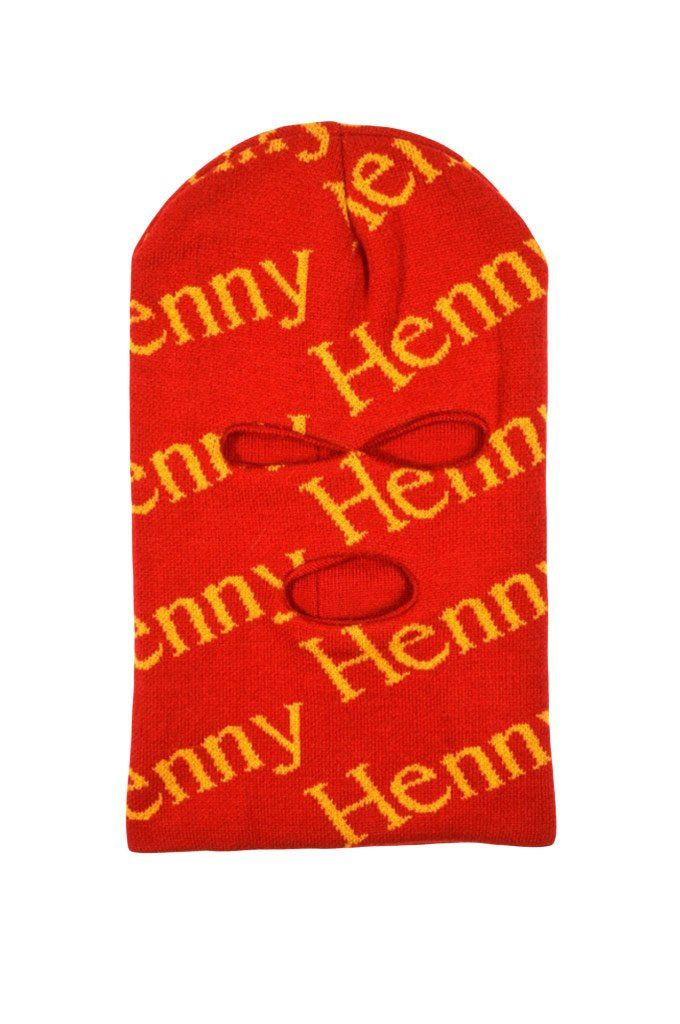 Connetic  Henny  SkiMask - The Henny Ski Mask from Connetic is jacquard  knit ski mask featuring the