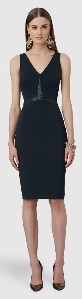 Best 20  Black sheath dresses ideas on Pinterest