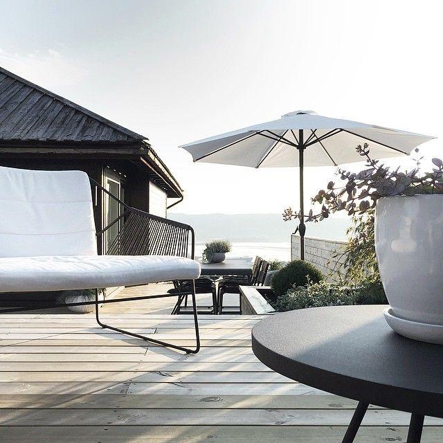 Terrace. Outdoor.